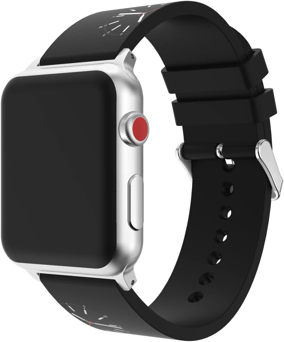 Amazon.com: Watch Band for iWatch, MoreToys Silicone ...