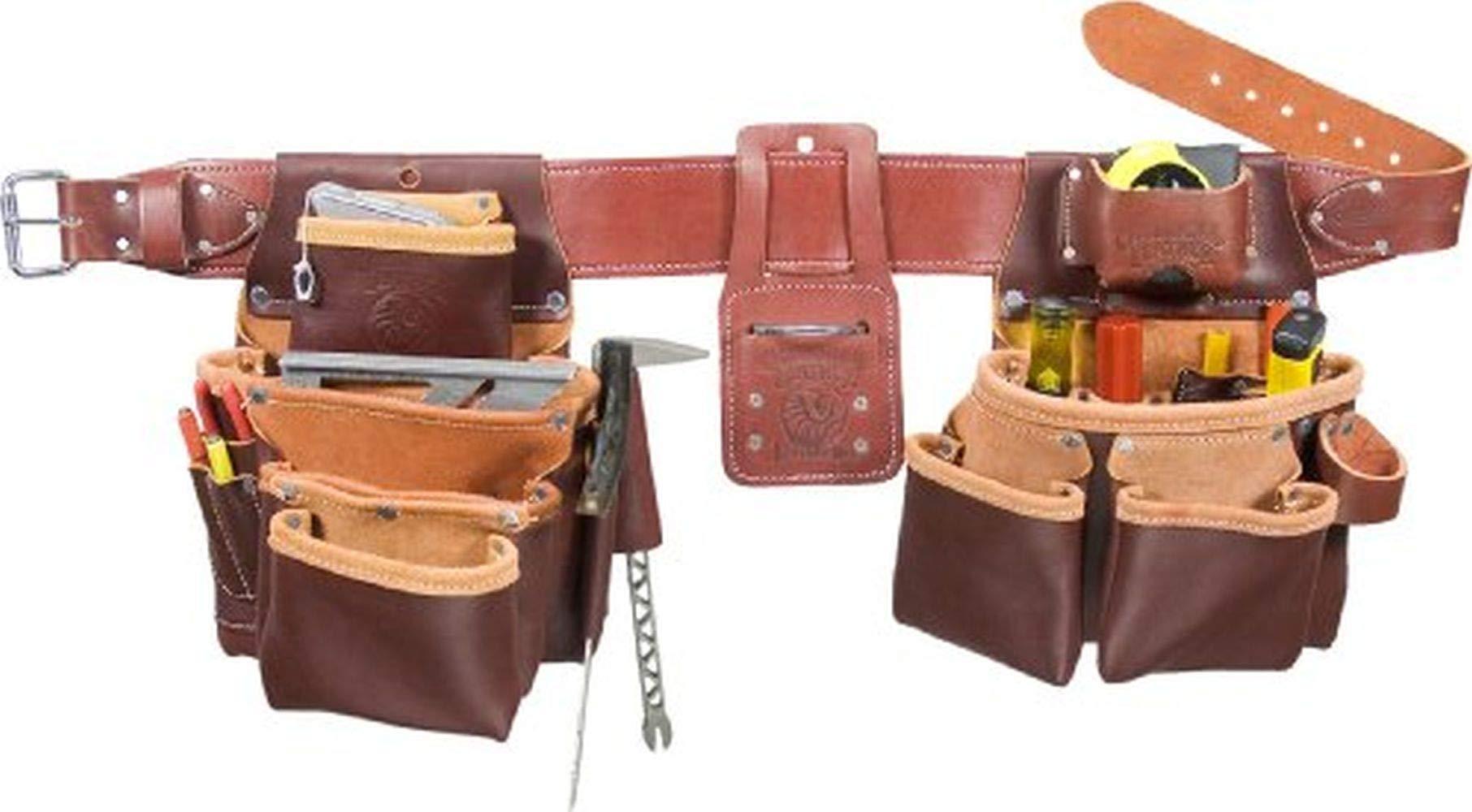 Occidental Leather 5089 M Seven Bag Framer by Occidental Leather