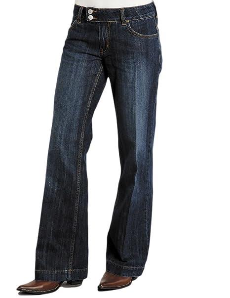 Amazon.com: Stetson 214 City - Pantalón para mujer: Clothing