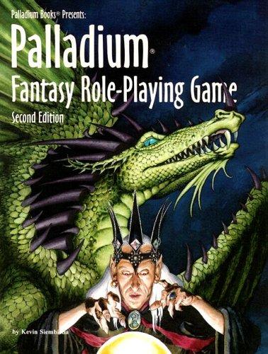 Palladium Books Presents: Palladium Fantasy Role-Playing
