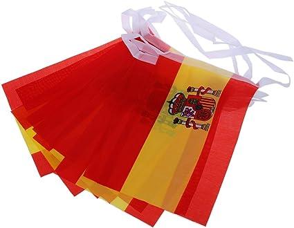 Rafurbishhouse 3 m orgullo pasión Party España Fahnentuch pequeña ...