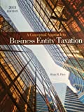 A Conceptual Approach to Business Entity Taxation, Pace, Ryan, 1465207945