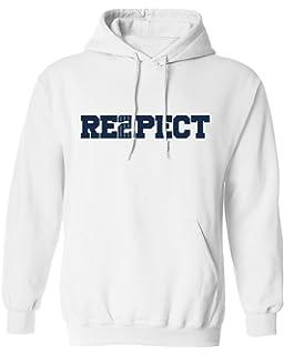 2f48486bfc4 Derek Jeter Retirement New York Captain Re2pect Men's Hoodie Sweatshirt