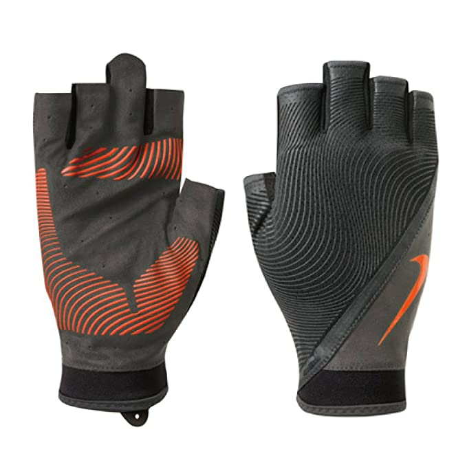 NIKE Havoc Speed Pro Cross Training Gloves Fitness Work Out Gear  (Anthracite Gray Graphic)  Amazon.co.uk  Sports   Outdoors f97ecdad25eb