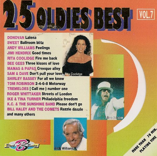 25 Oldies Best, Vol. 7 (The Best Of Bee Gees Vol 2)