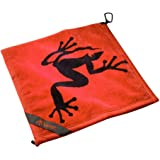 Frogger Golf Wet and Dry Amphibian Towel