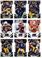 2015 Score Football Cards FACTORY SEALED Team Set with Rookies - St. Louis Rams (13 Cards) Includes Tavon Austin, Tre Mason, Todd Gurley