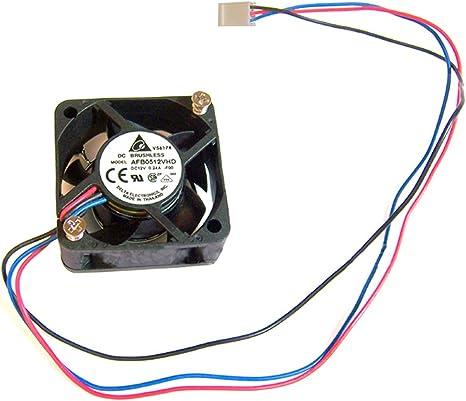 Amazon.com: Delta 12v DC 024a 50x20mm 3-Wire Fan AFB0512VHD-F00: Computers  & AccessoriesAmazon.com