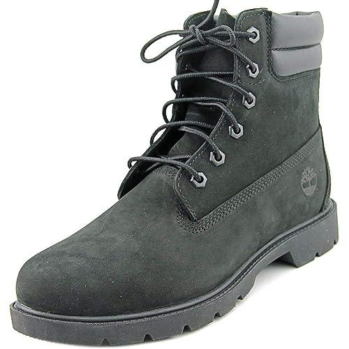 Timberland Linden Woods Cuir Chaussure de Travail: