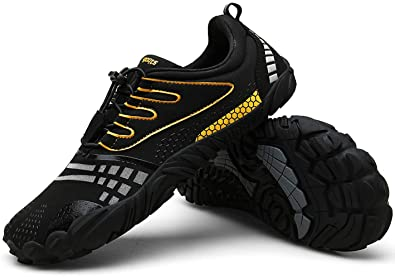 to buy best shoes authentic quality Zcoli Mens Womens Barefoot Running Shoes for Outdoor Trail Fitness Athletic  Training