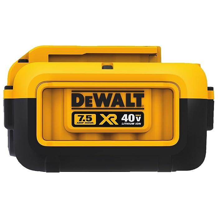 DEWALT DCB407 40V Max 7.5 Ah Battery