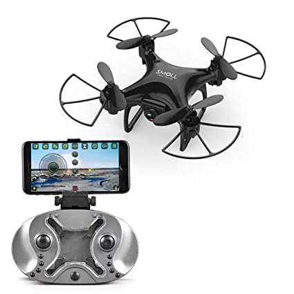 Drone con cámara HD App, Mini Drone con cámara de 2MP 720P Live ...