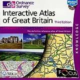 Ordnance Survey Atlas GB 3rd Edition