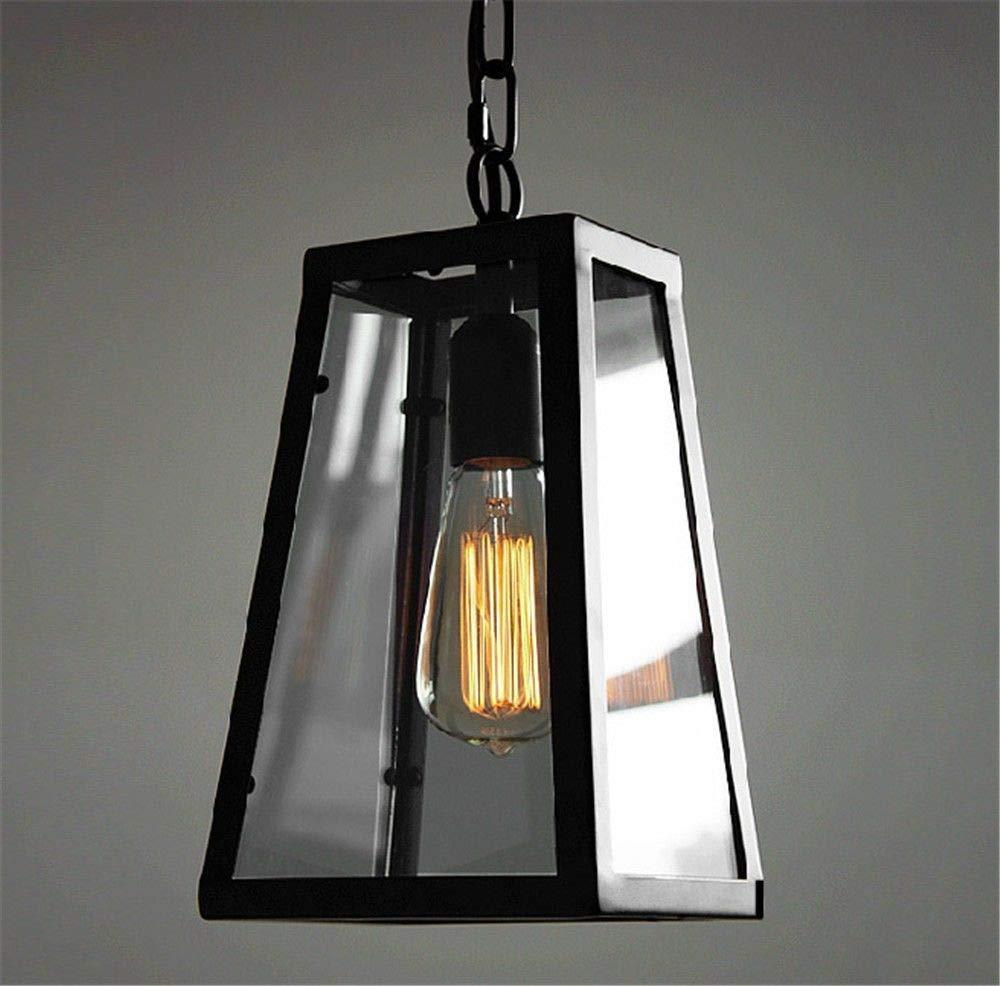 Industrielle DIY Metallschirm Deckenleuchte Licht Anhänger Edison Bulb Home Decor NEU