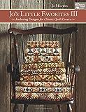 quilt books civil war - 3: Jo's Little Favorites III: Enduring Designs for Classic-Quilt Lovers