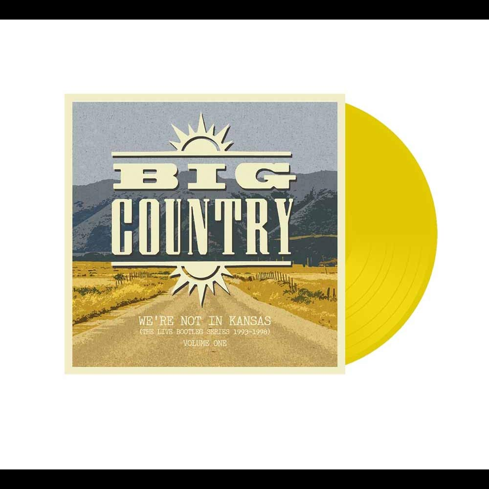 Vinilo : Big Country - We're Not In Kansas Vol 1 (United Kingdom - Import)