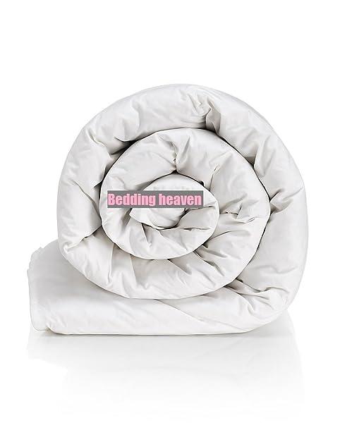 Amazon.com: 1 tog SUPER KING SIZE DUVET Lightweight quilt ideal ... : fogarty quilts - Adamdwight.com