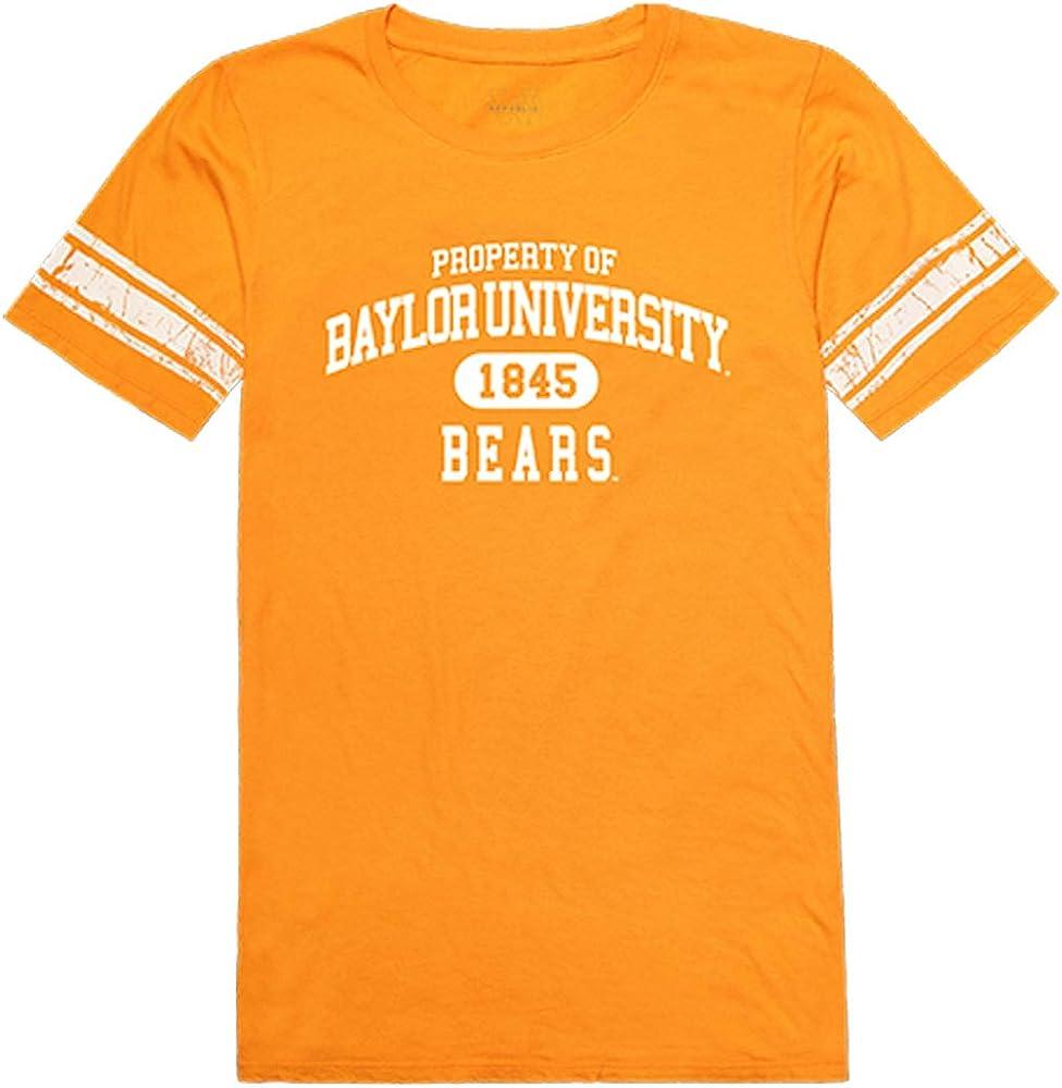 Baylor University Property Football 6121 Shirts