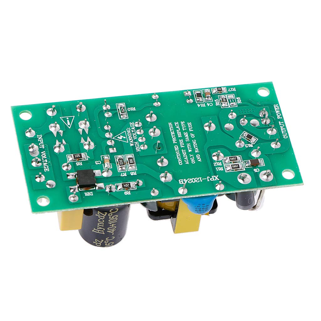 Sqlang 24w 12v 2a Switching Power Supply Module Bare Protectors Circuit On Smps 110 220v To12v For Repair Kitchen Dining