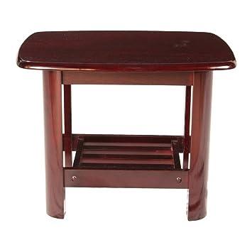 Woodness Benin 30072 Coffee Table (Glossy, Mahogany)