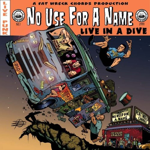 Live in a Dive [Vinyl] by Fat Wreck Chords