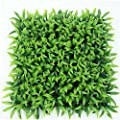 Zoysia Artificial Decorative Grass Privacy Panel (6 pack)
