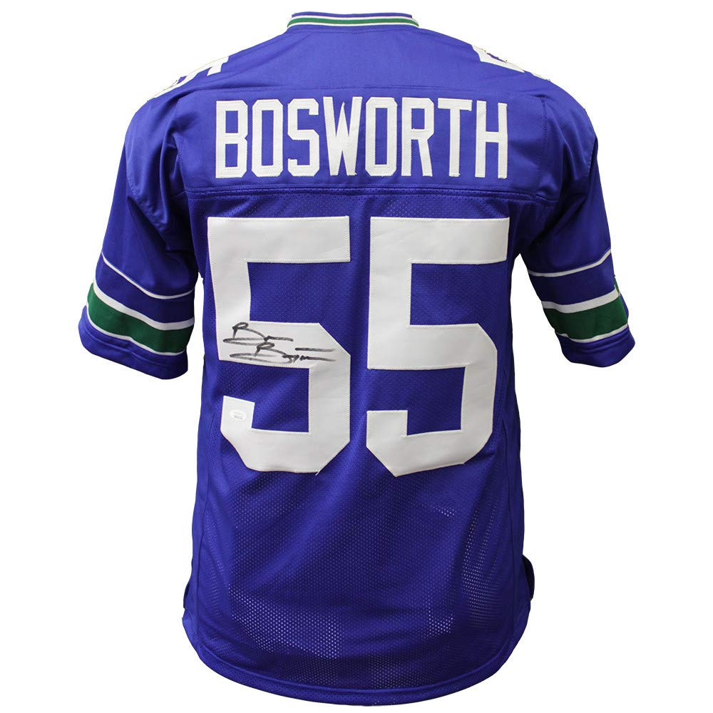 brian bosworth throwback jersey