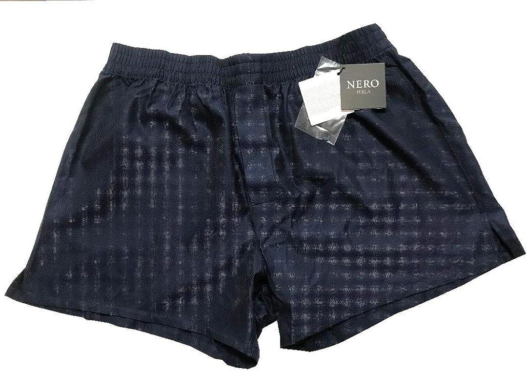 Nero Perla Luxurious Lightweight Ultra-Comfort Boxer Briefs