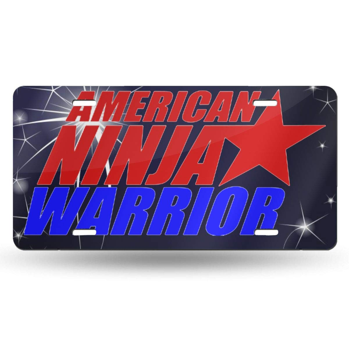 Amazon.com: Zorro Town American Ninja Warrior Fashion Custom ...