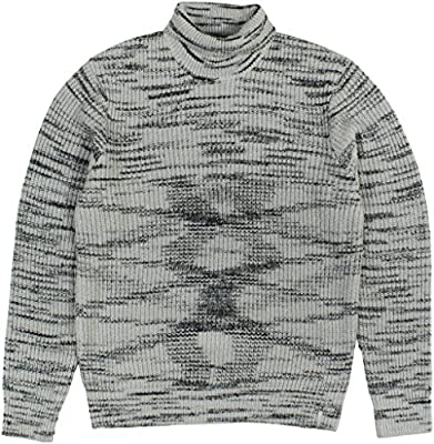 Calvin Klein Men's Jeans Static Mockneck Sweater