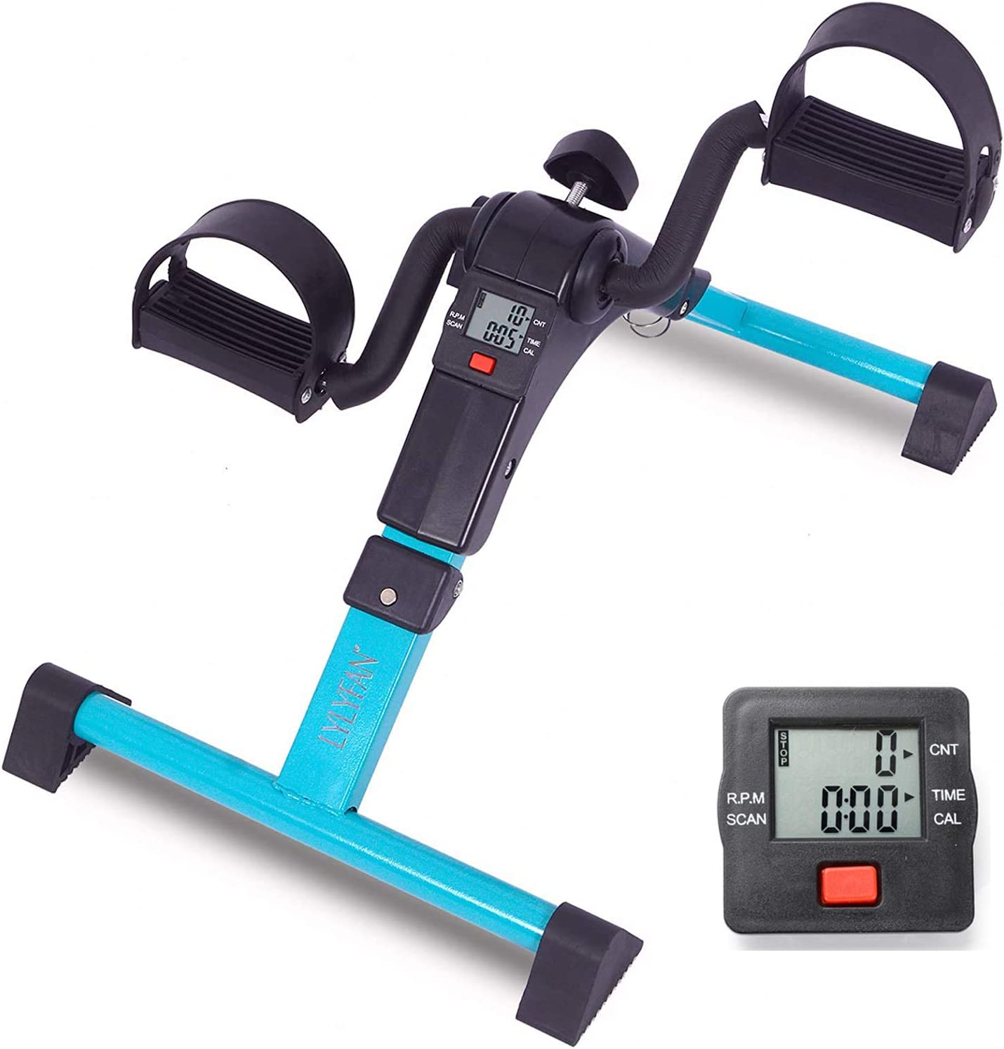 show original title Details about  /Mini Compact Electric Exercise Bike Pedal Keyboard Suitable for Arms and Legs