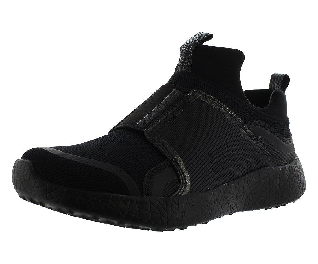Skechers Women's Burst - Up All Night Mid-Top Mesh Training Shoes B01MR8CVRF ブラック 6 B(M) US Women