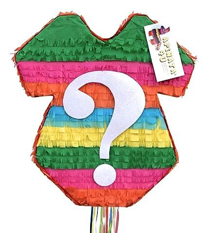 Amazon.com: APINATA4U Piñata para bebé con diseño de fiesta ...