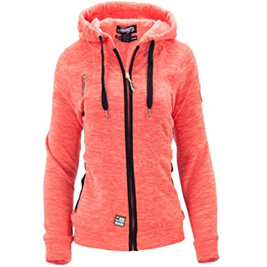 Geographical Norway - Chaqueta de Forro Polar para Mujer