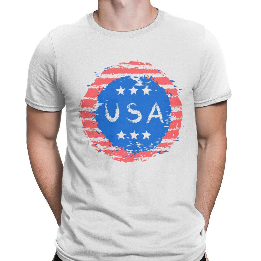 Grungy USA Gildan T-Shirt