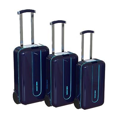 自動で動くロボットスーツケース「Travelmate」日本正規品・日本語説明書付き 1年保証 (L)