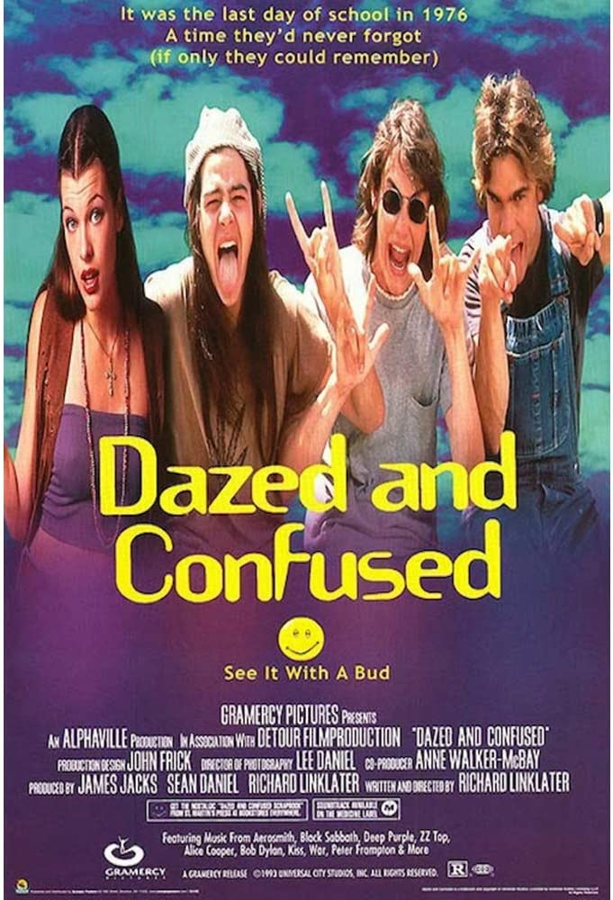 """Dazed and Confused Poster - 24""""x 36"""""""