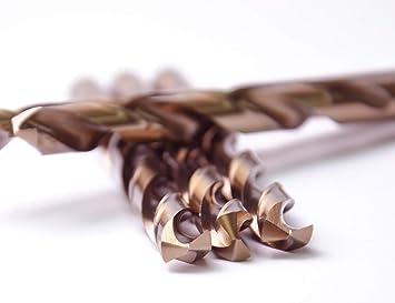 HSS Reduced Shank Drill Bit x 3//8 Shank Size Set of 2 7//16