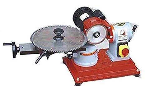 Heavy Duty molinillo para hoja de sierra circular 125 mm Rotary molinillo de ángulo afilador para