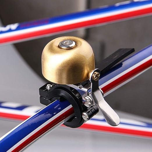 RICH Timbre de Bicicleta con Alarma, Accesorio de Seguridad ...