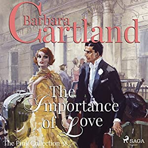The Importance of Love (The Pink Collection 38) Audiobook