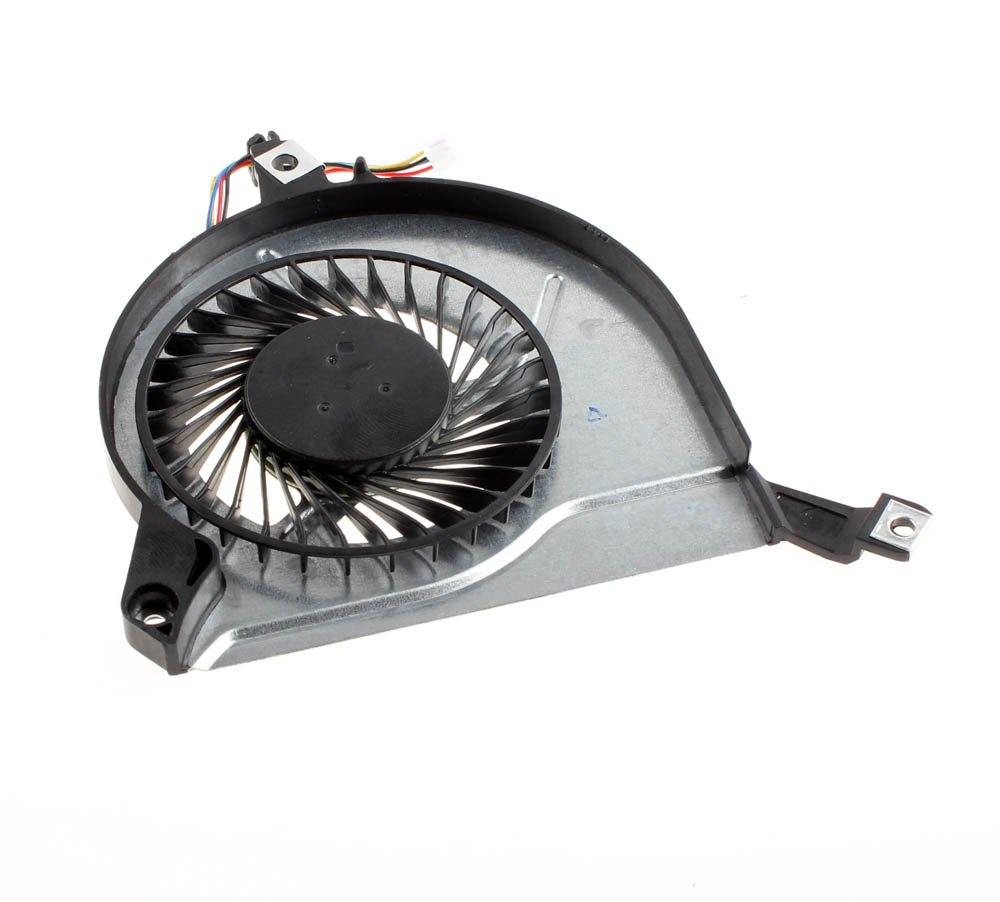 DBParts CPU Fan For HP Pavilion 15-P066US 15-P064us 15-P067CA 15-P051XX 15-P051US 15-P026NR 15-P026CY 15-P043NR 15-P043CL 15-P044NR 15-P099NR 15-P083NR 15-P084CA 15-P087CA 15-p283nr, DC5V 4-Pin by DBParts (Image #2)