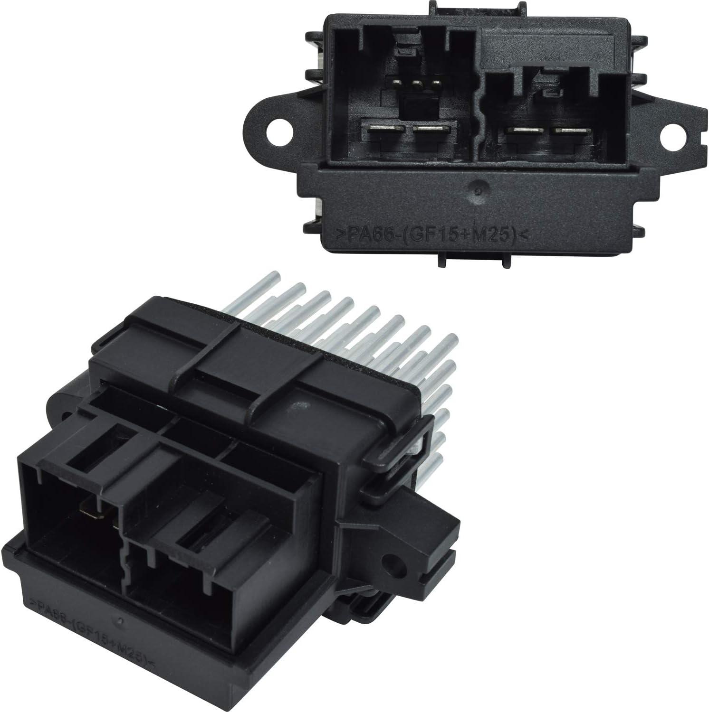 New HVAC Blower Motor Resistor SW 11265C 13501703 Silverado 1500 Grand Caravan