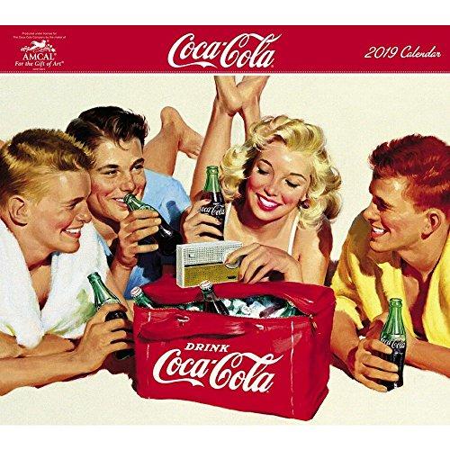 Coca Cola Antique - Coca-Cola Wall Calendar (2019)