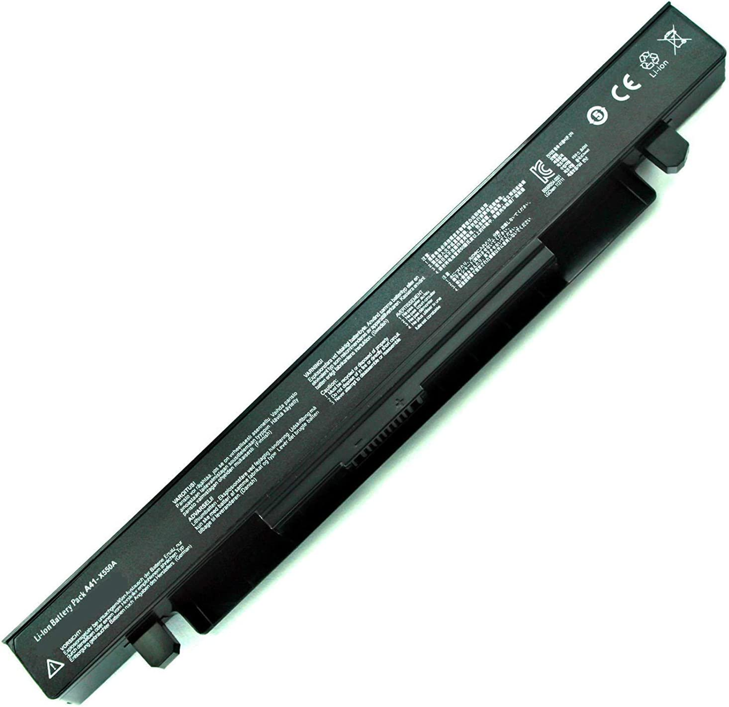 Backupower Batería para ASUS X550CA 15.6