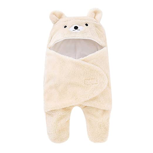 68f123b97 Amazon.com  Tronet Newborn Baby Toddler Sleeping Bag Swaddle+Hat ...