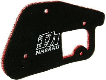 Luftfilter Einsatz Naraku Double Layer Für Yamaha Bws 50 Ng U Rs 99 Auto