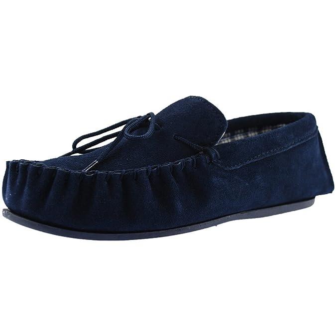 Mokkers - Zapatillas de estar por casa para hombre: Amazon.es: Zapatos y complementos