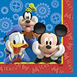 Mickey Mouse Clubhouse Beverage Napkins [16 Per Pack]