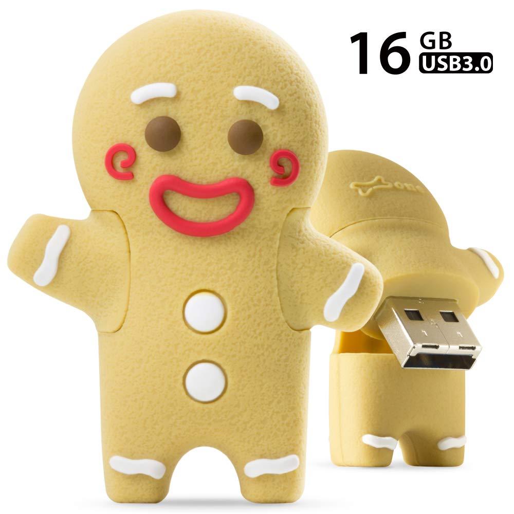 2019年最新入荷 USB USB 2.0フラッシュドライブ。 16GB 8GB DR13061-8P B07HXXXWHM 8GB GINGERMAN(ブラウン) 16GB USB 3.0 16GB USB 3.0 GINGERMAN(ブラウン), 海外GSM携帯販売のジャパエモ:3023d13f --- efichas.com.br